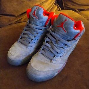 Nike Air Jordan 5 Retro Camo